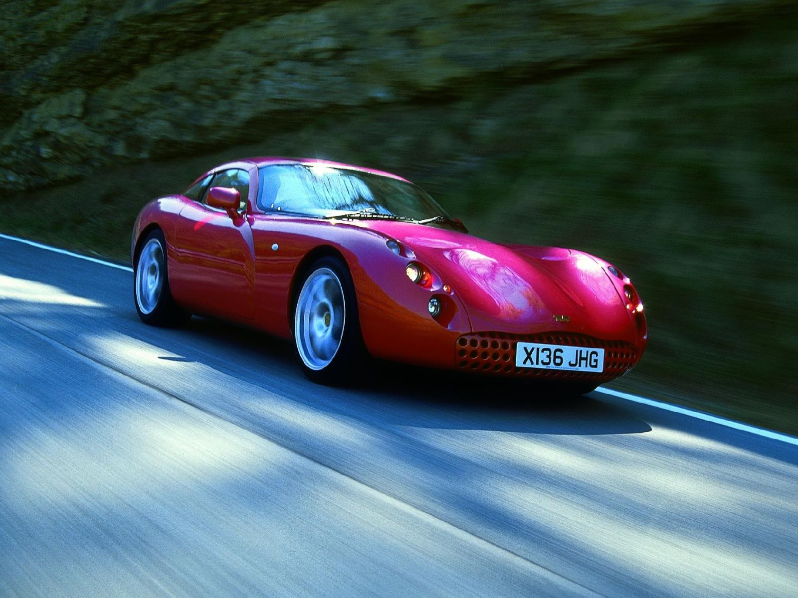 TVR Tuscan Speed Six photo 12651
