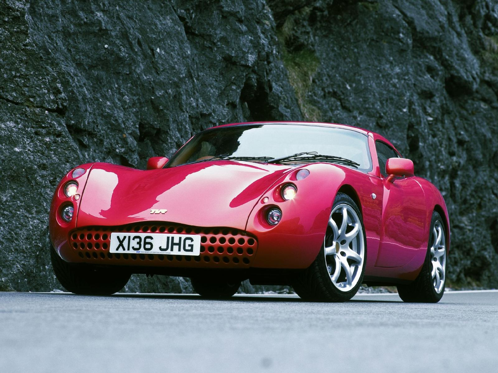 TVR Tuscan Speed Six photo 12654