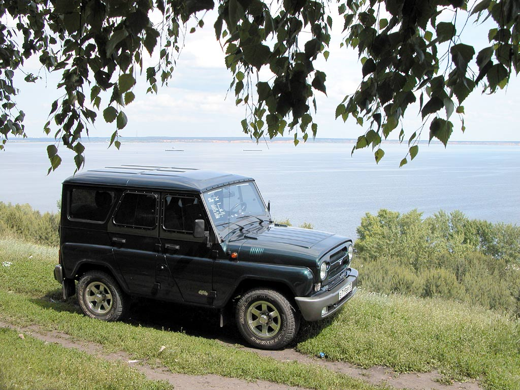 UAZ 315195 Hunter photo 14210