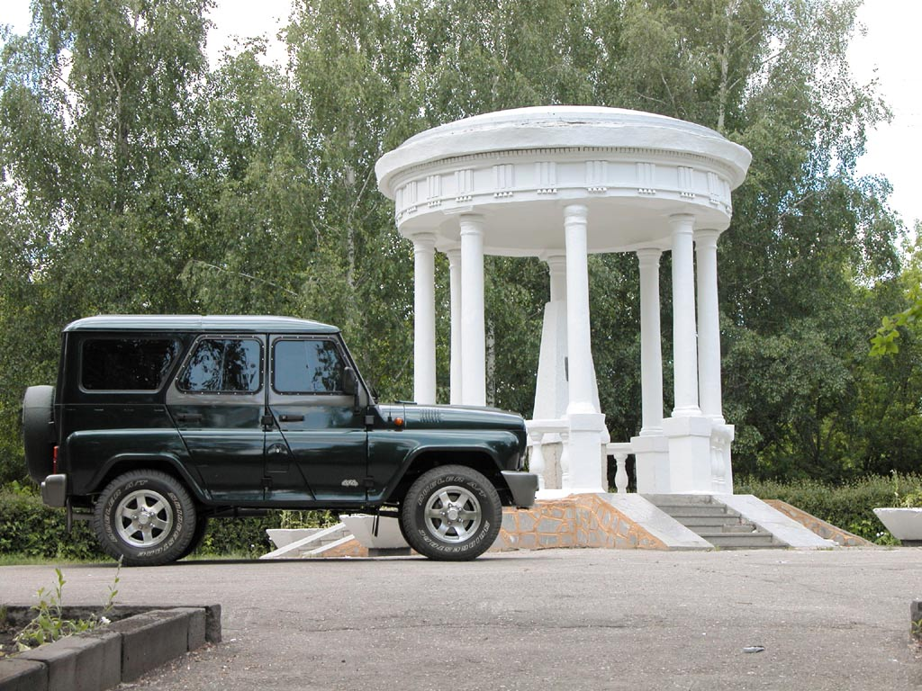 UAZ 315195 Hunter photo 14211