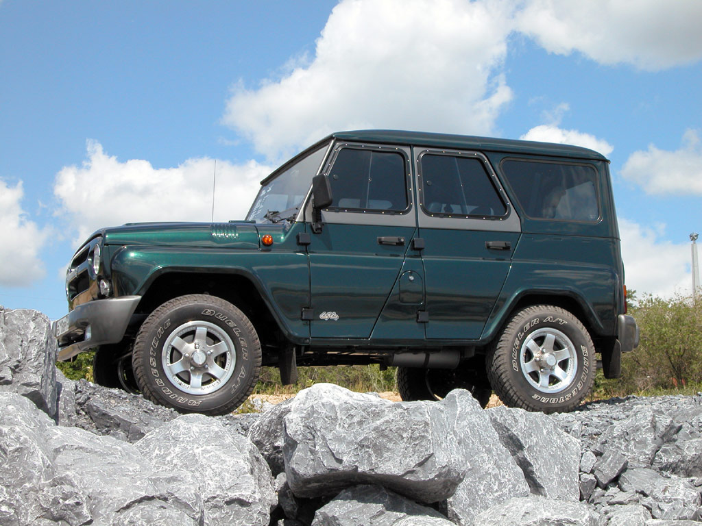 UAZ 315195 Hunter photo 14215