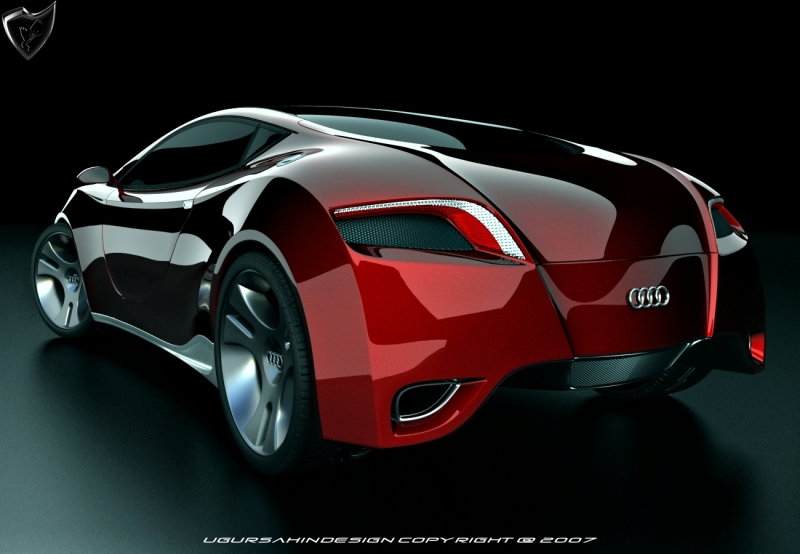 Ugur Sahin Design Audi LOCUS photo 52576