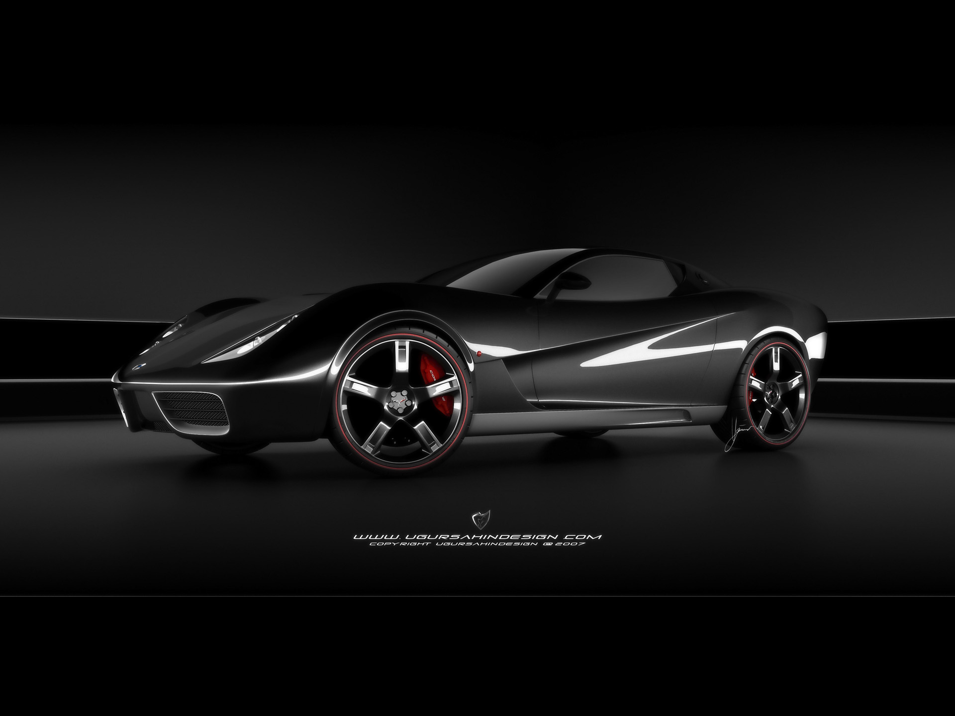 Ugur Sahin Design Chevrolet Corvette Z03 photo 52598