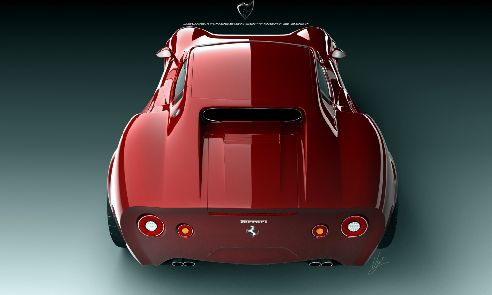 Ugur Sahin Design Ferrari DINO photo 52579