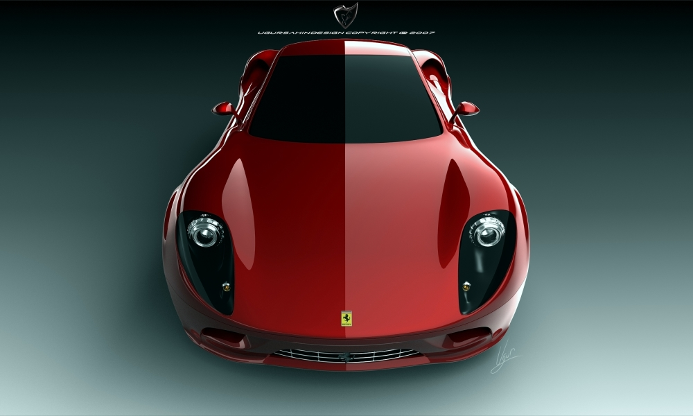 Ugur Sahin Design Ferrari DINO photo 52585