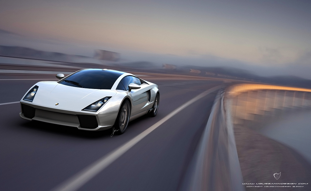 Ugur Sahin Design Lamborghini SPIGA photo 52557