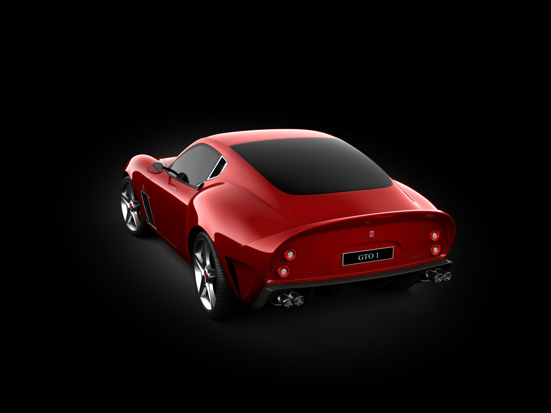 Vandenbrink Ferrari 599 GTO photo 48447