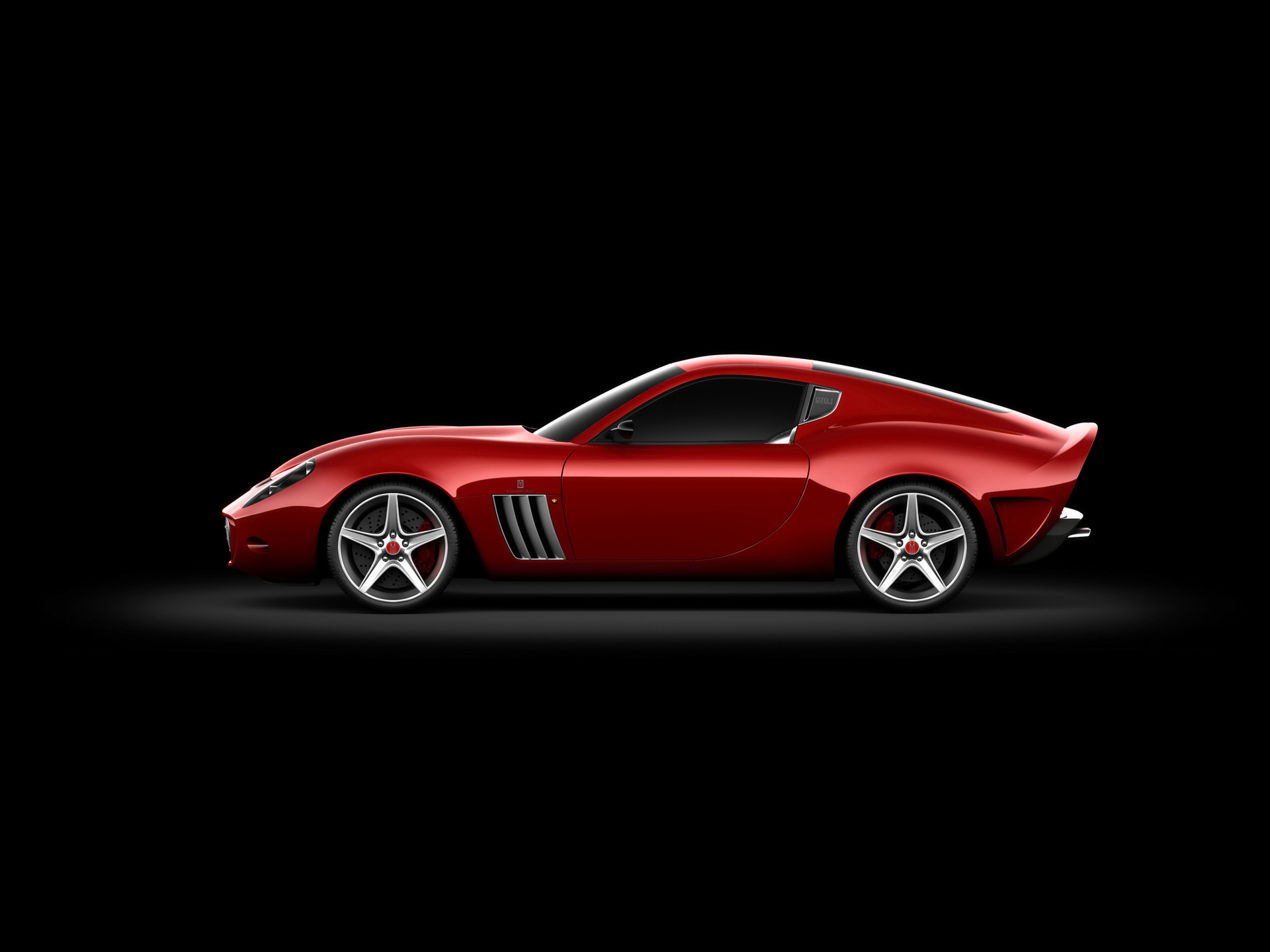 Vandenbrink Ferrari 599 GTO photo 48449