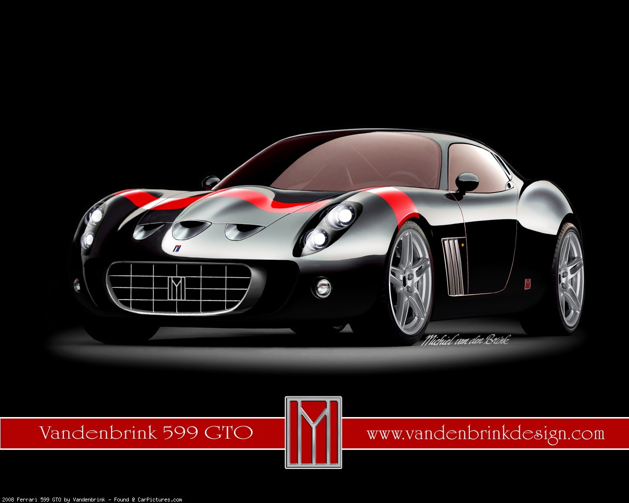 Vandenbrink Ferrari 599 GTO Mugello photo 45258