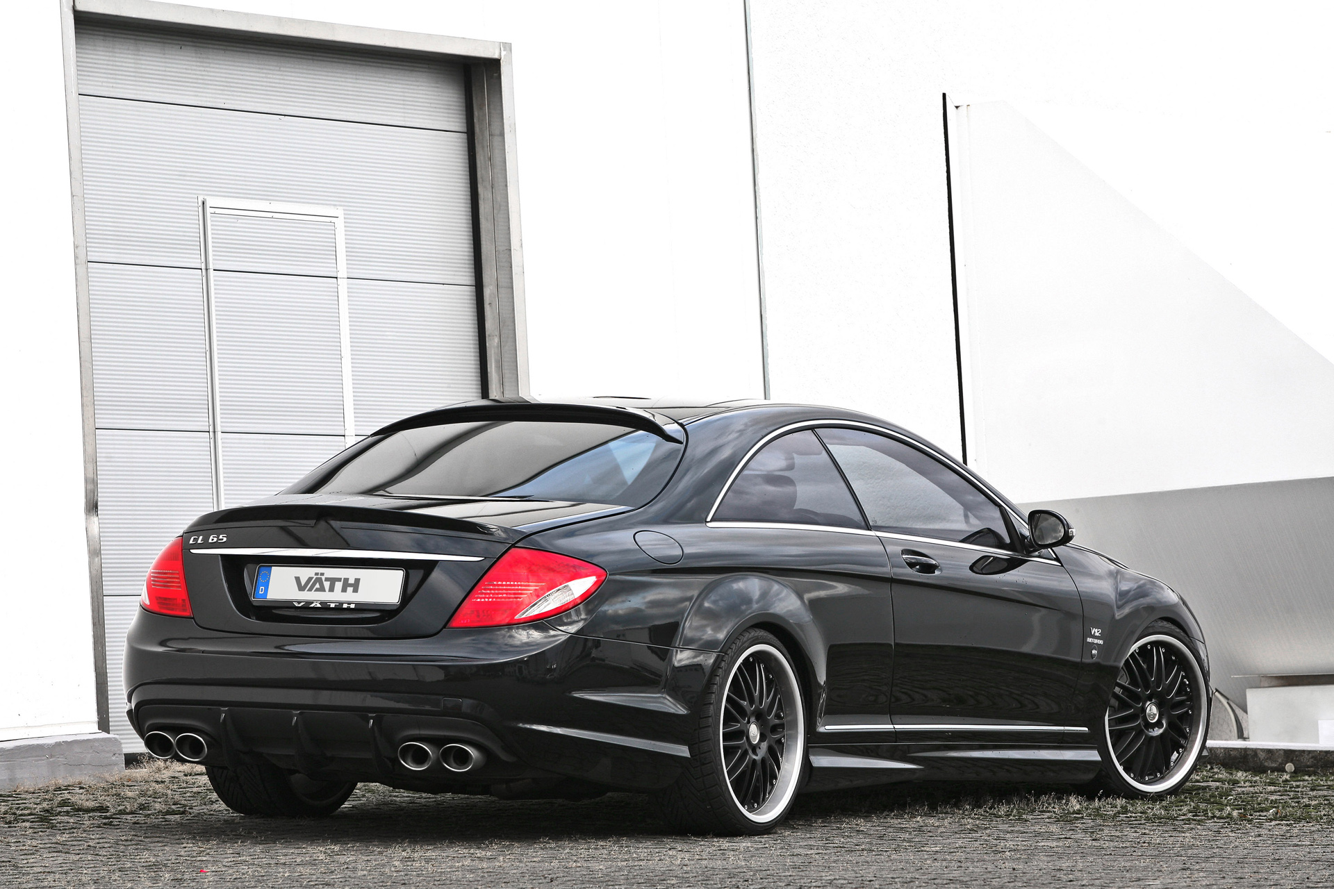 Vath Automobiltechnik Mercedes CL 65 AMG photo 70201