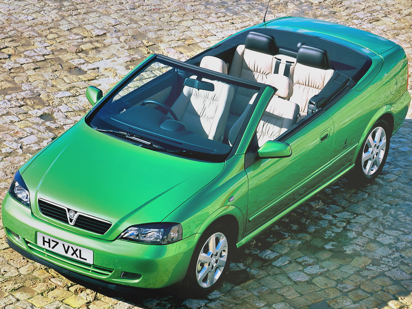 Vauxhall Astra Convertible photo 35693