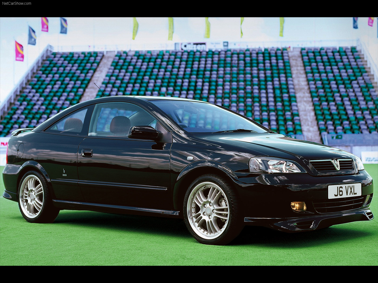 Vauxhall Astra Coupe photo 35685