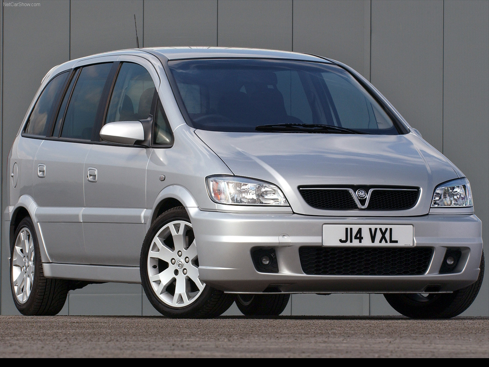Vauxhall Zafira photo 35706
