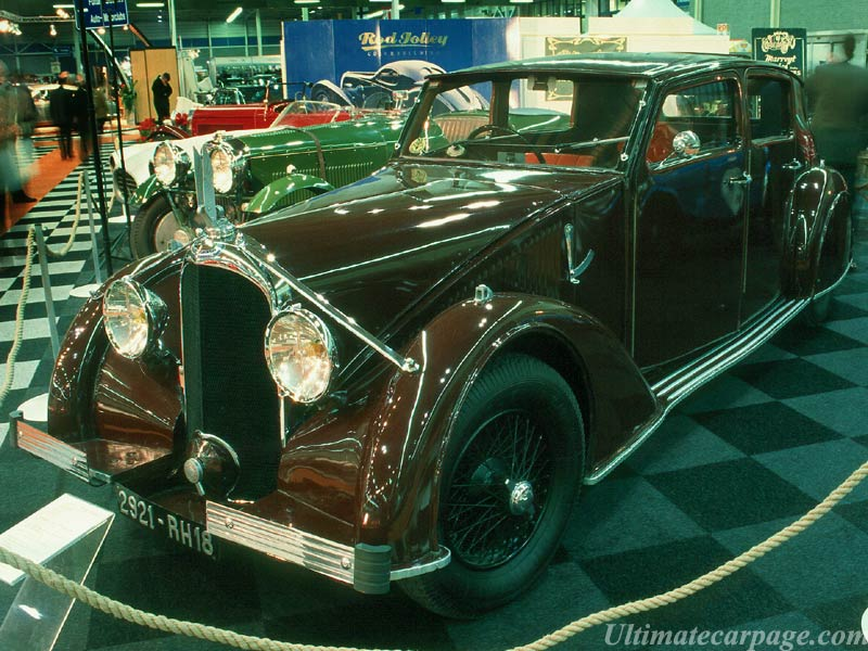 Voisin C28 Ambassade photo 18018