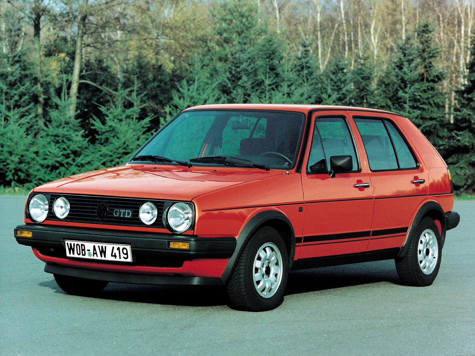volkswagen golf ii picture 70406 volkswagen photo gallery. Black Bedroom Furniture Sets. Home Design Ideas