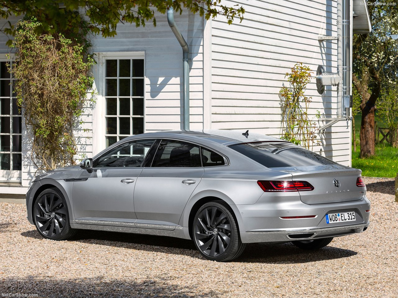 Volkswagen Arteon photo 178123