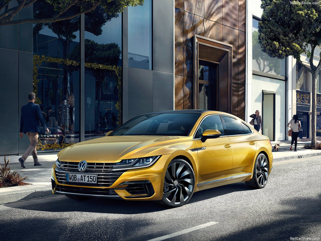 Volkswagen Arteon photo 178196