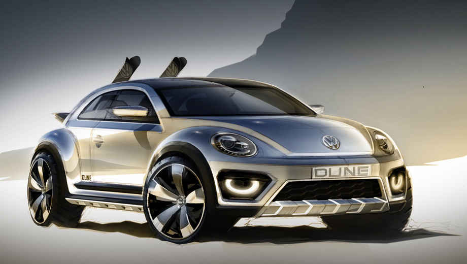 Volkswagen Beetle Dune  photo 106487