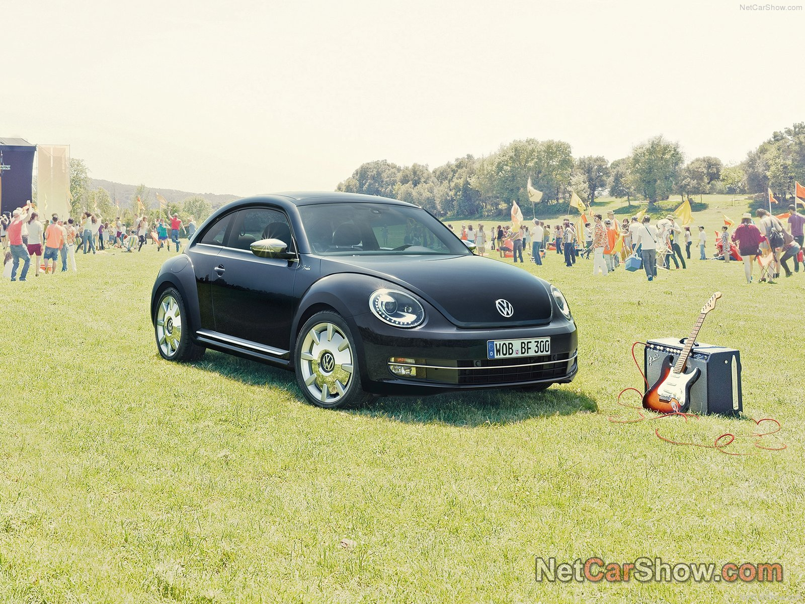 Volkswagen Beetle Fender Edition photo 92577