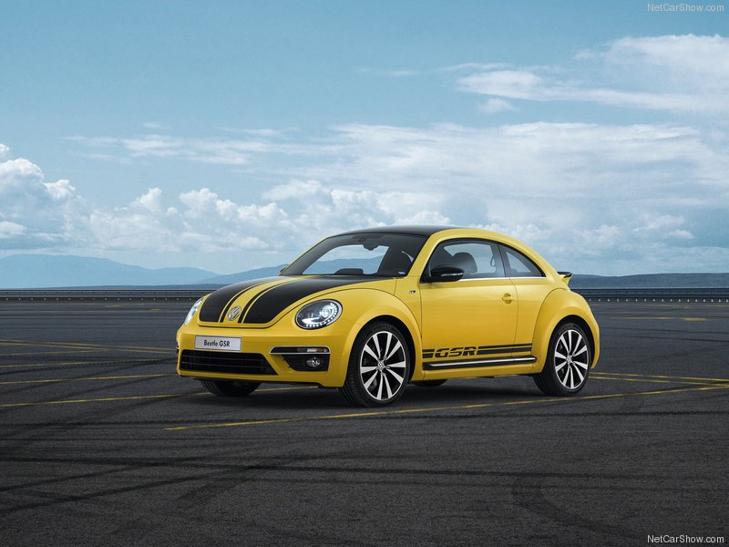Volkswagen Beetle R photo 98714