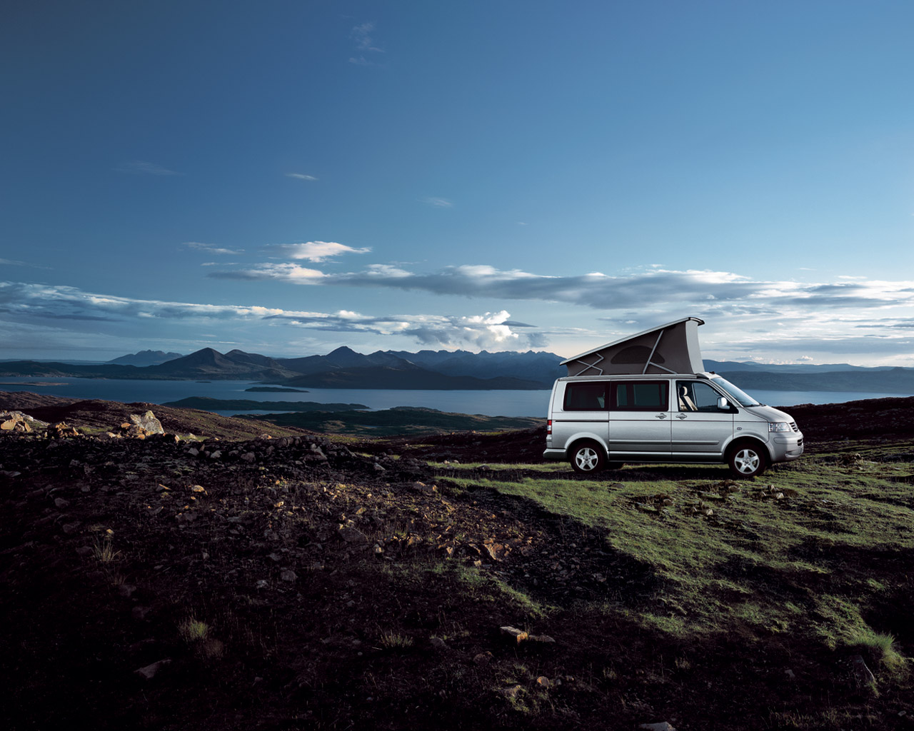Volkswagen California photo 39043
