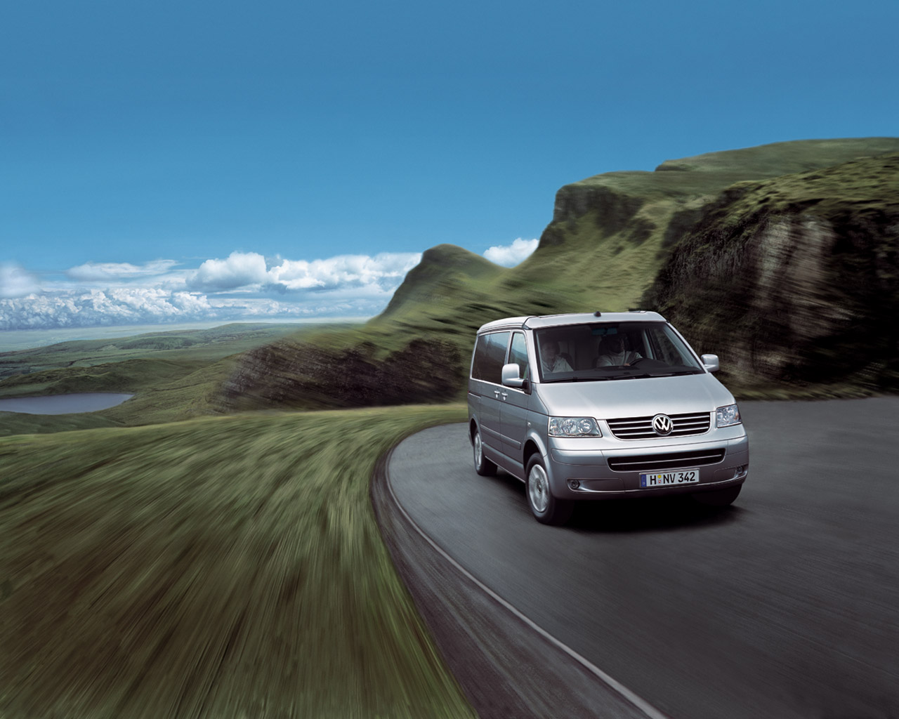 Volkswagen California photo 39044