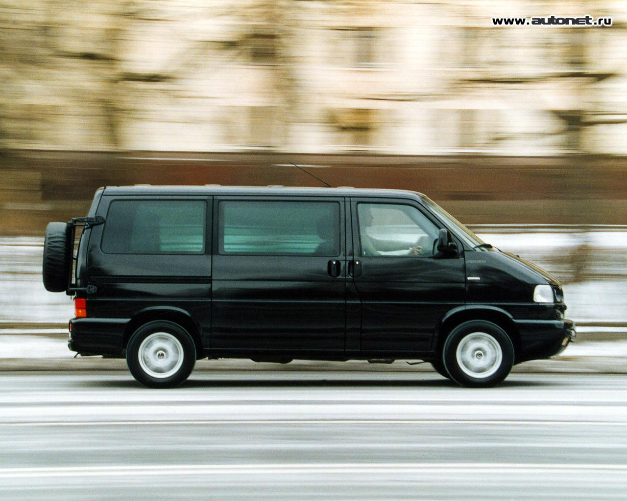 Volkswagen Caravelle photo 28428