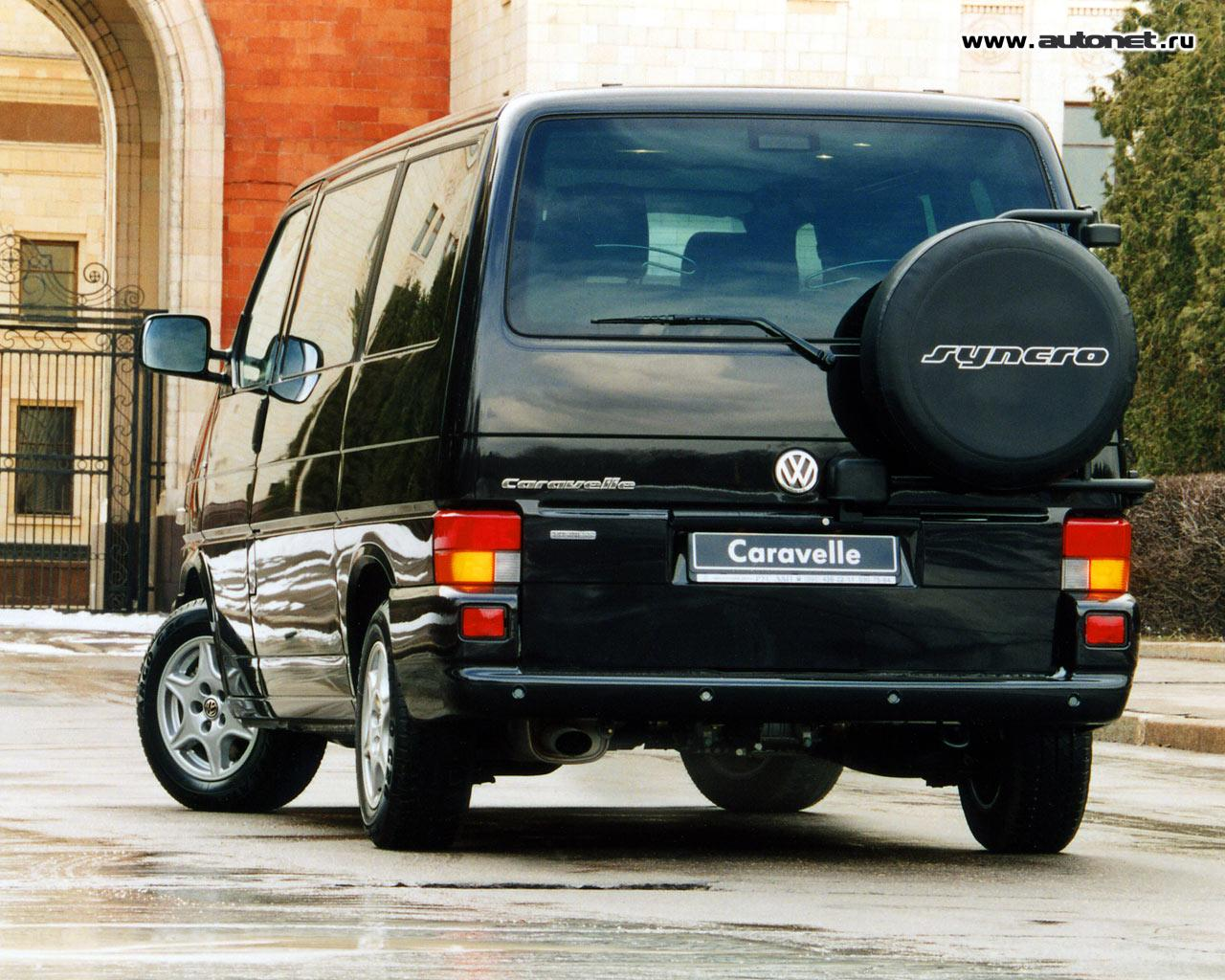 Volkswagen Caravelle photo 28431