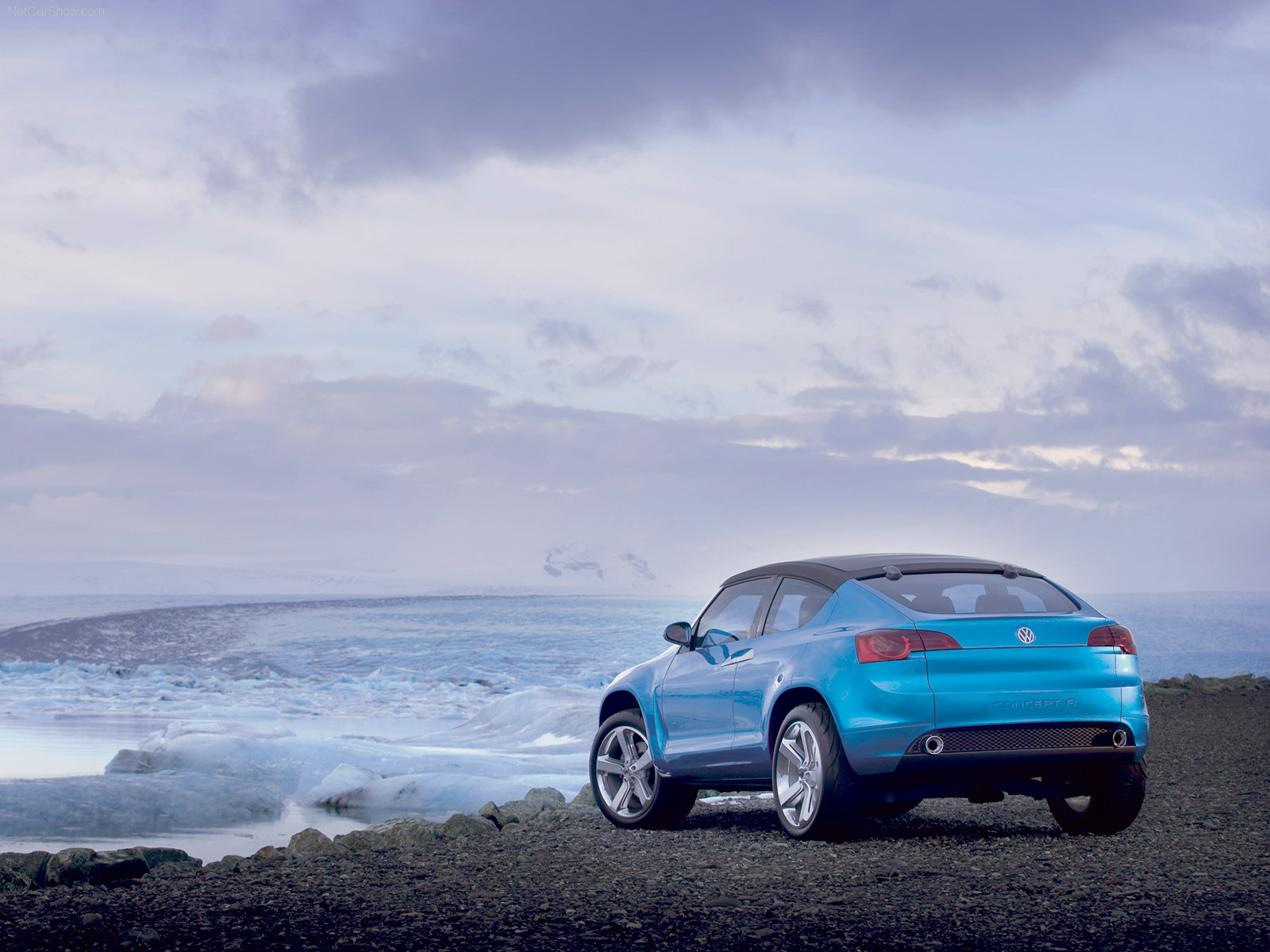 Volkswagen Concept A photo 32057