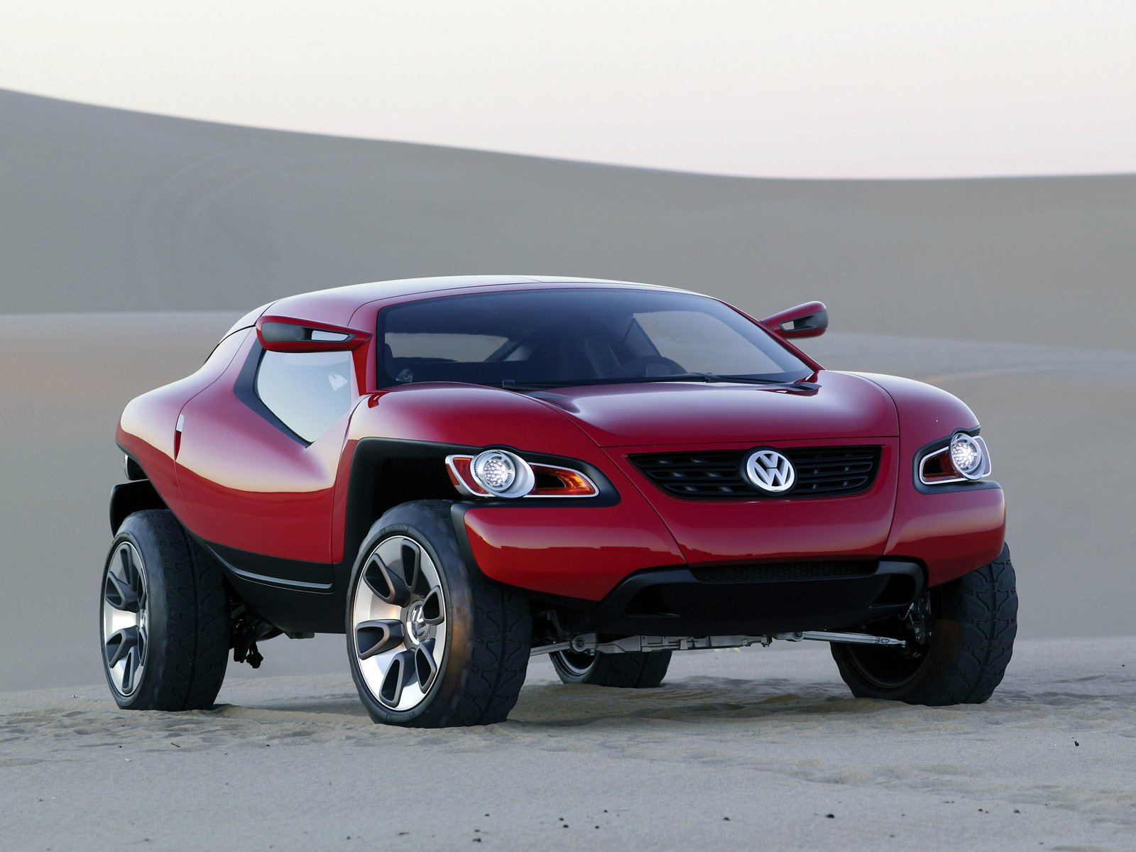 Volkswagen Concept T photo 9362