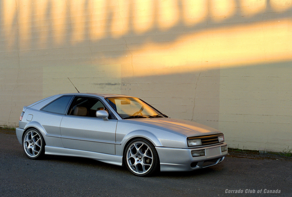 Volkswagen Corrado photo 1286