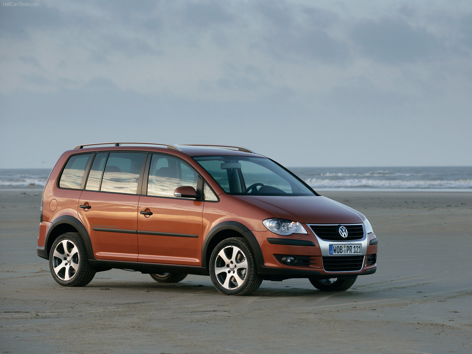 Volkswagen CrossTouran photo 39664