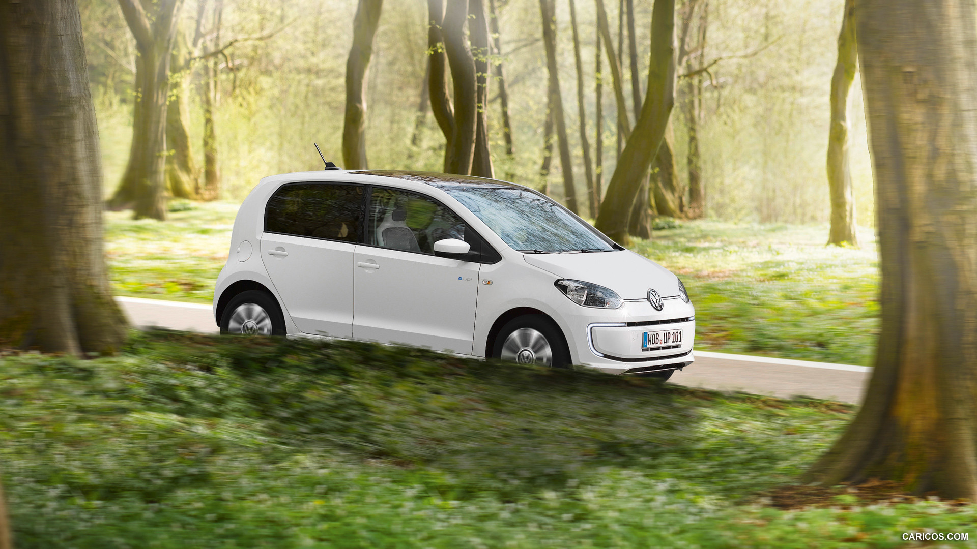 Volkswagen E-Up! photo 134978