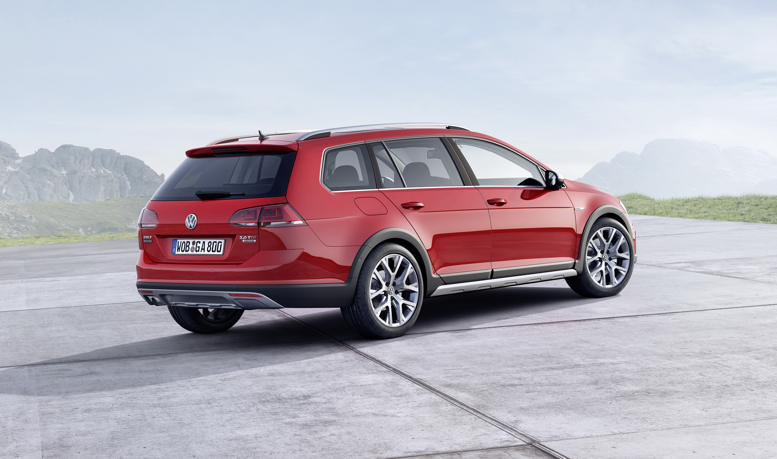 Volkswagen Golf Alltrack photo 129526