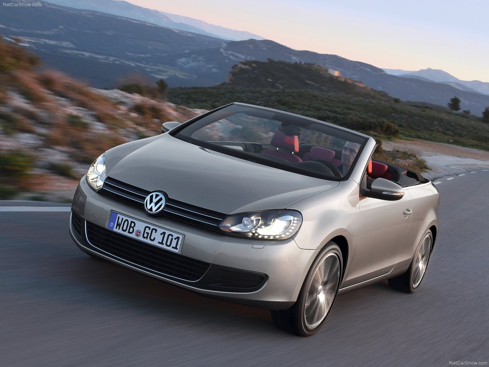 Volkswagen Golf Cabriolet photo 80475