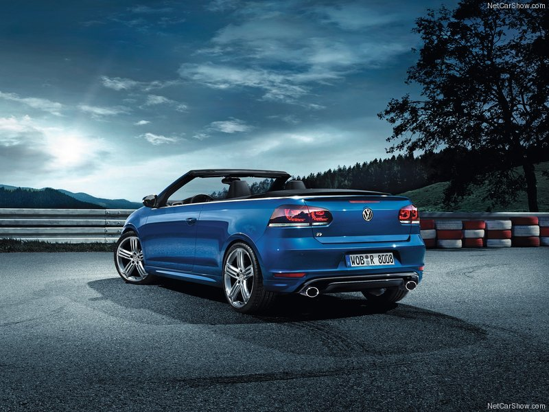Volkswagen Golf Cabriolet photo 98725