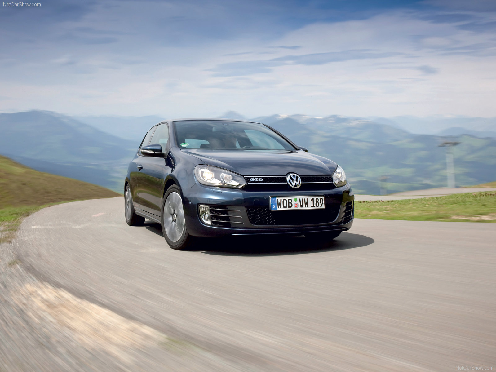 Volkswagen Golf GTD photo 64760