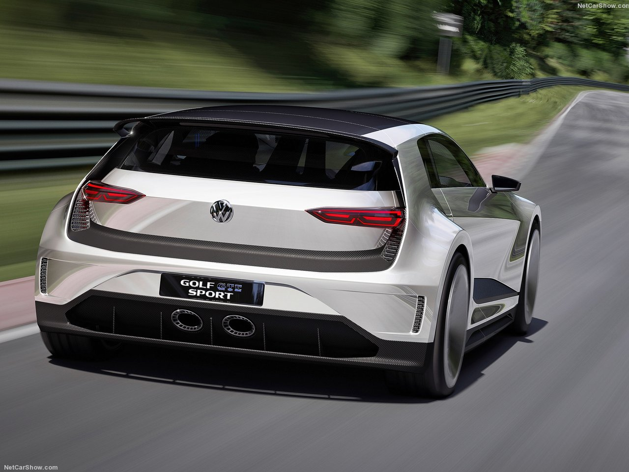 Volkswagen Golf GTE Sport Concept photo 142346