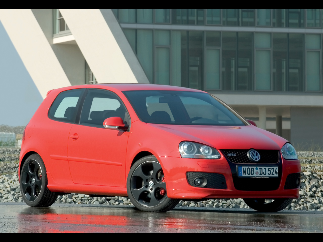 Volkswagen Golf GTI photo 35285