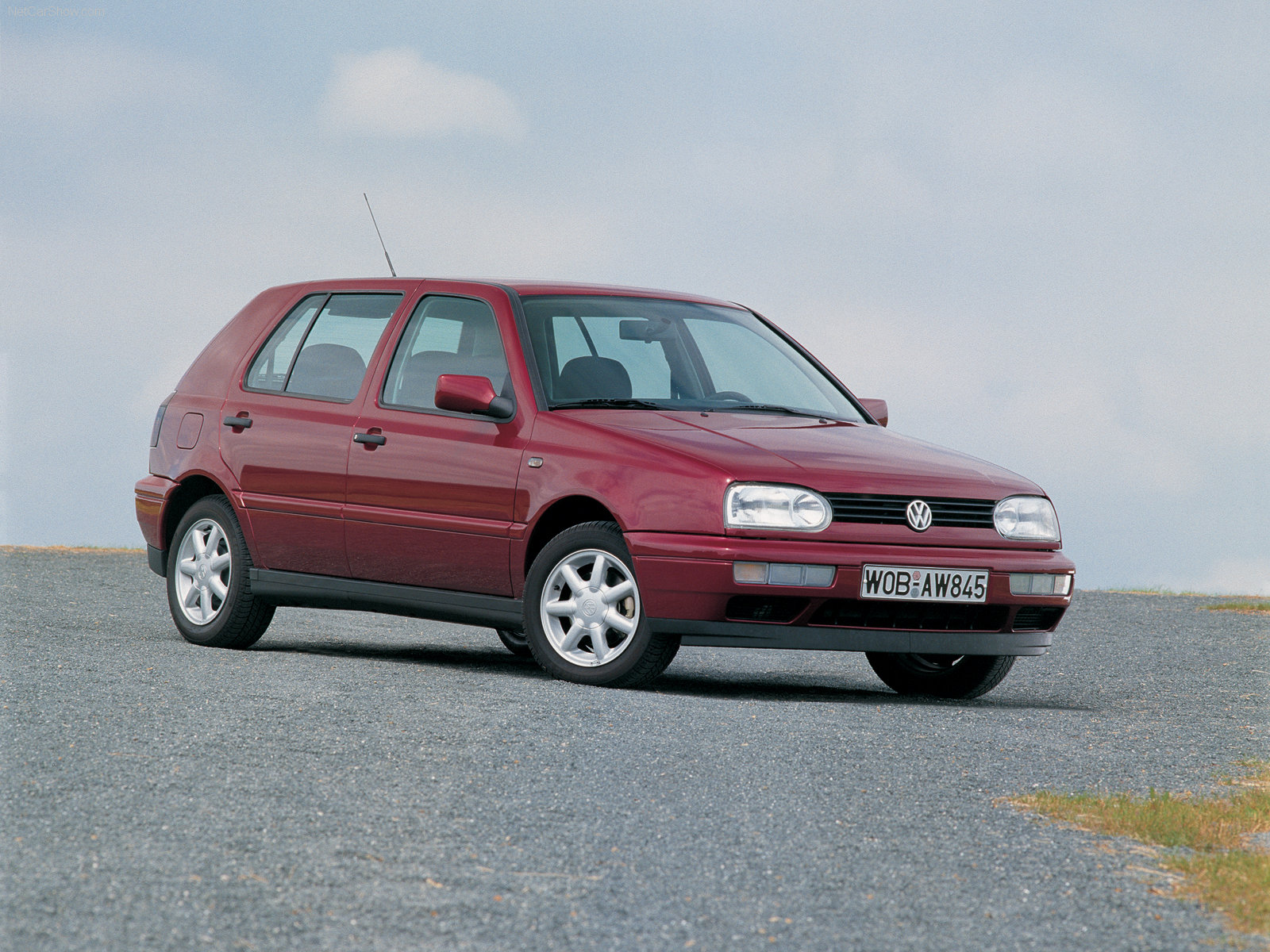 Volkswagen Golf III photo 70484