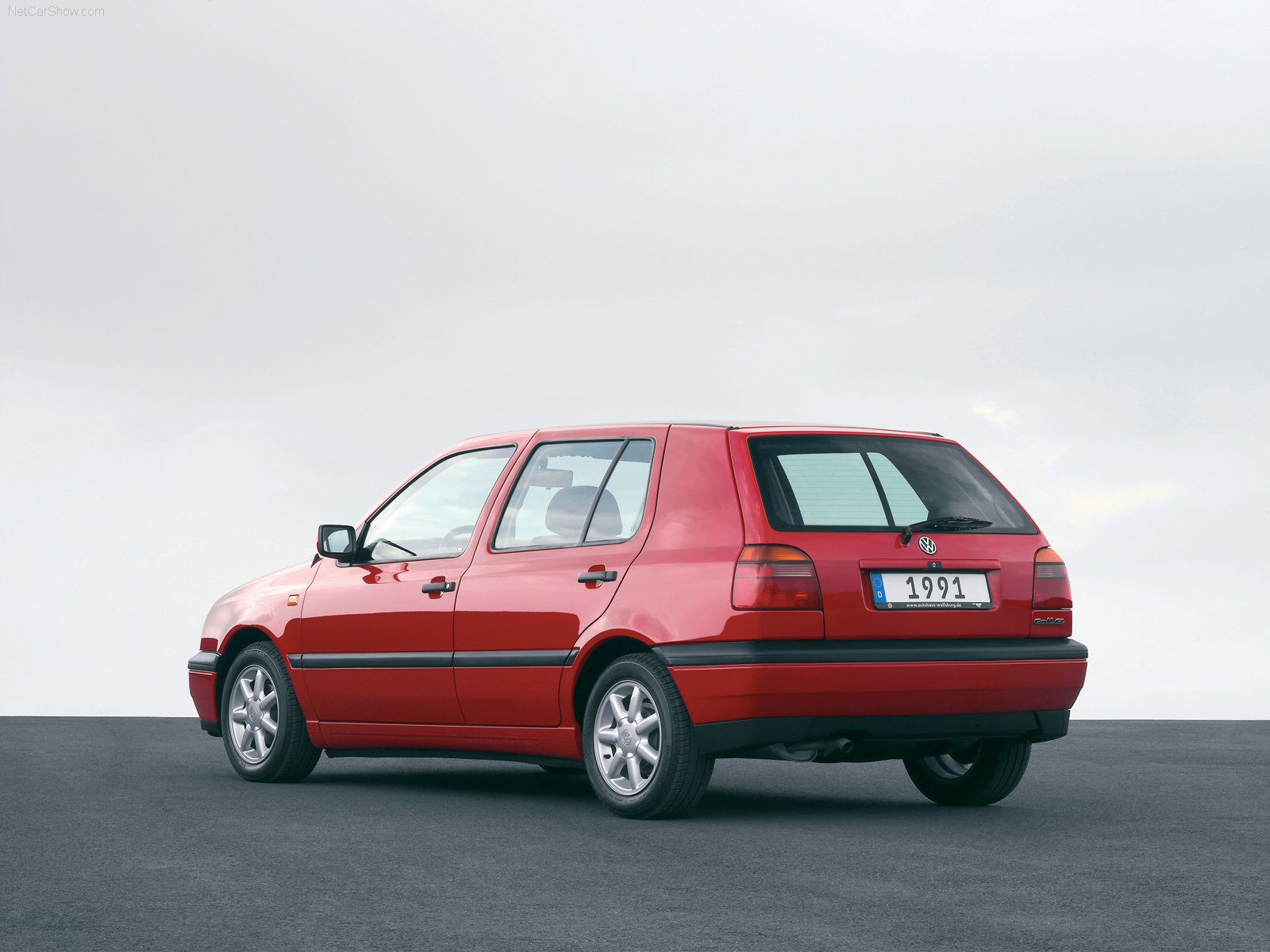 Volkswagen Golf III photo 70487