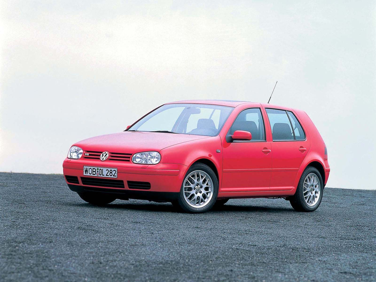 Volkswagen Golf IV photo 9412