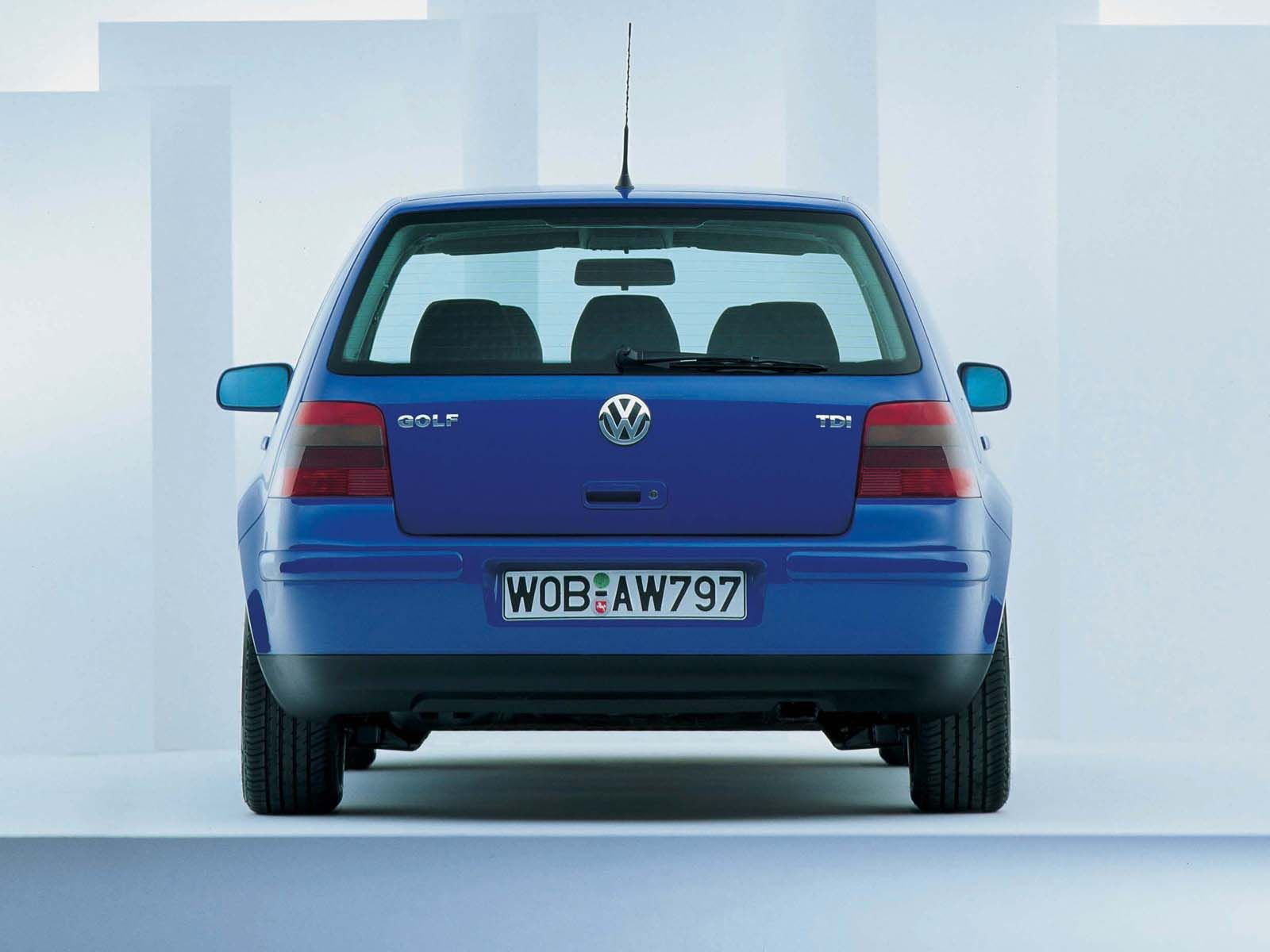 Volkswagen Golf IV photo 9435