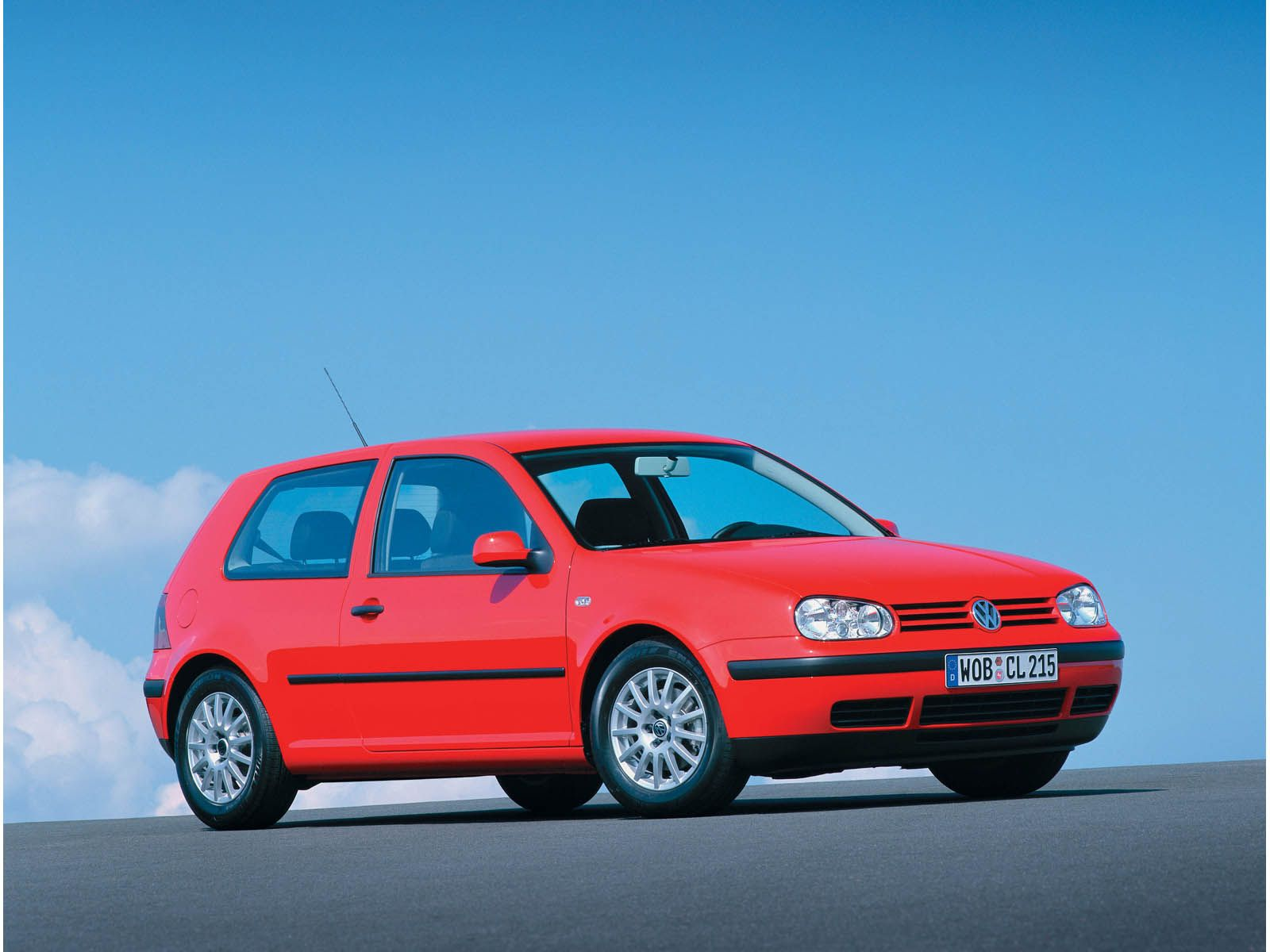 Volkswagen Golf IV photo 9462