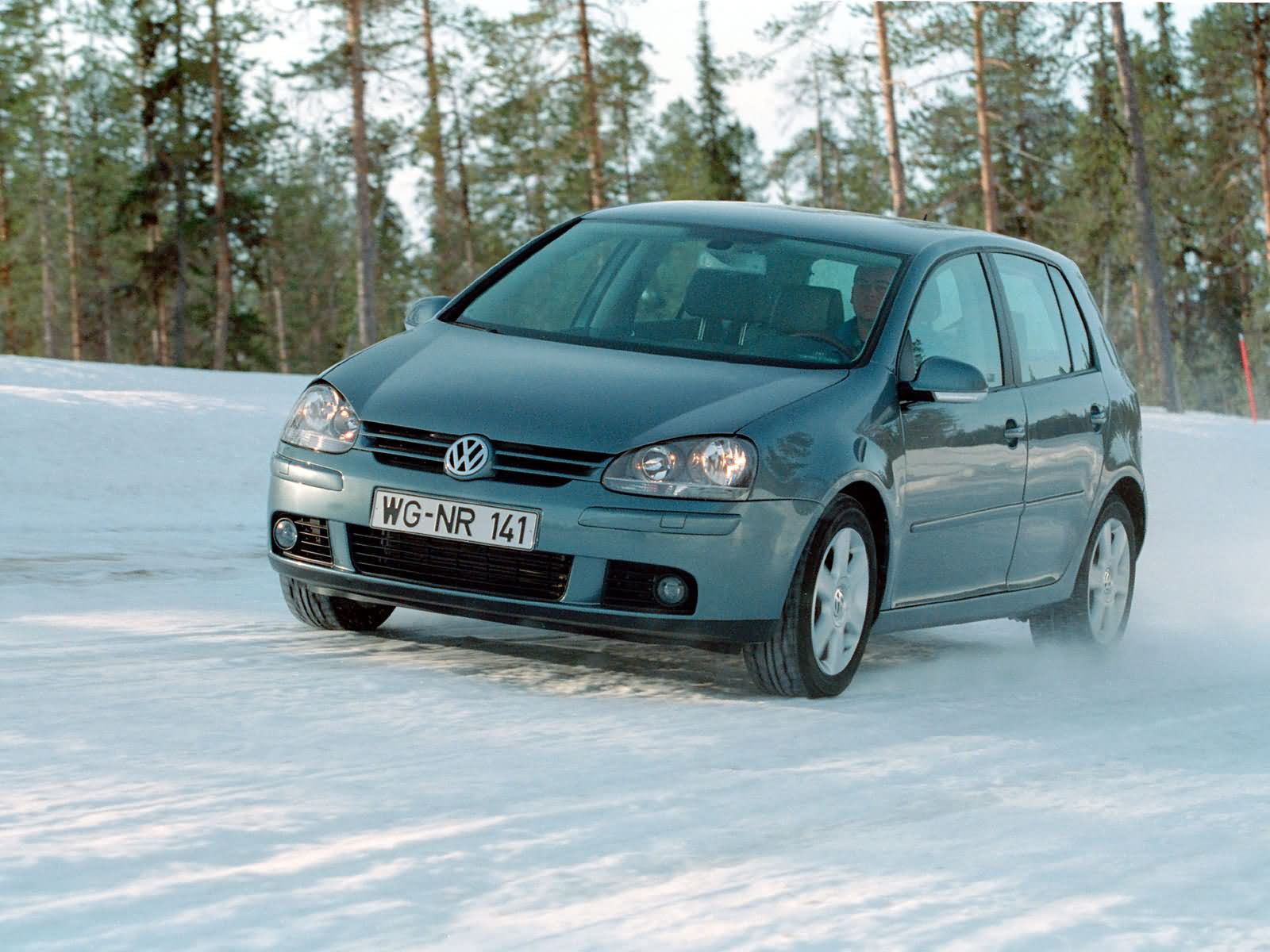 Volkswagen Golf photo 2834