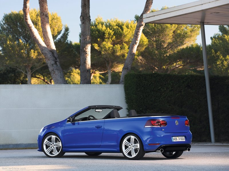 Volkswagen Golf R Cabriolet photo 98958