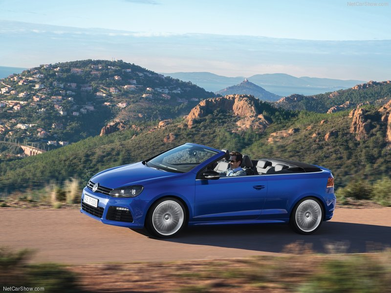 Volkswagen Golf R Cabriolet photo 98962