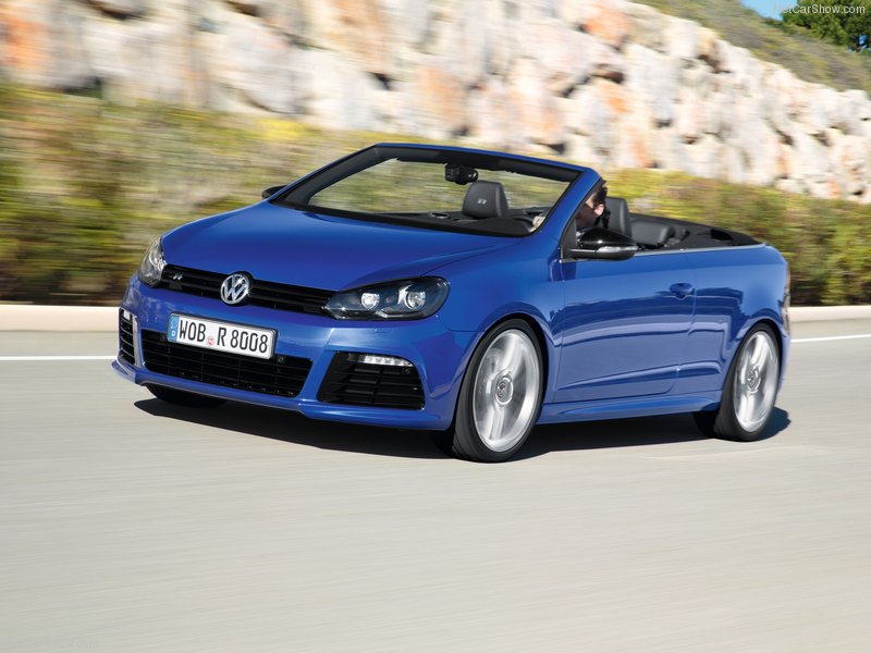 Volkswagen Golf R Cabriolet photo 98963