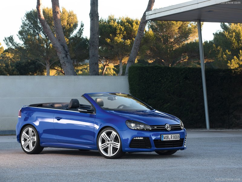 Volkswagen Golf R Cabriolet photo 98966