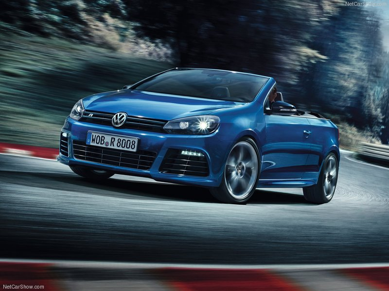 Volkswagen Golf R Cabriolet photo 98968